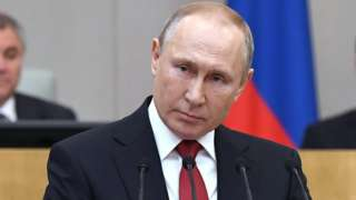 Vladimir Putin Bbc News