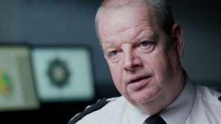 Chief Constable Simon Byrne