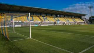 Torquay's Plainmoor ground