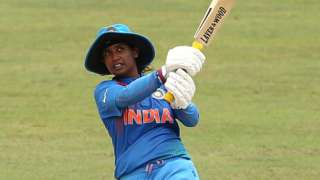 Mithali Raj hits out for India