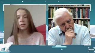 Greta Thunberg, David Attenborough, Wildscreen