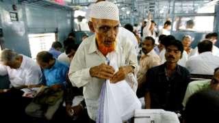 India Muslim man