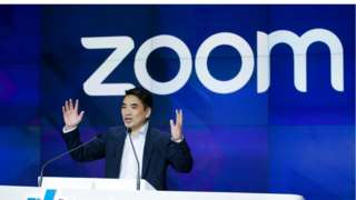 Zoom founder Eric Yuan