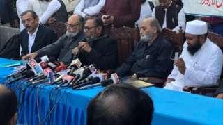 ऑल इंडिया मुस्लिम पर्सनल लॉ बोर्ड की बैठक