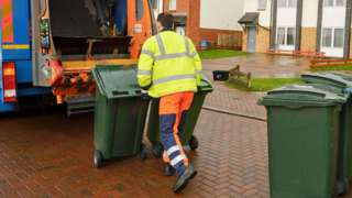 Binman in Scotland