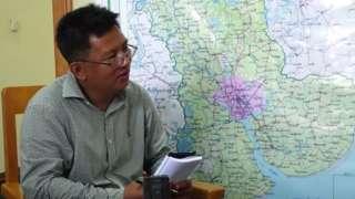 BBC Burmese reporter Aung Thura