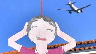 歐洲多處的機場擴建引起了當地居民的抗議,他們指飛機起降噪音影響了他們的生活。
