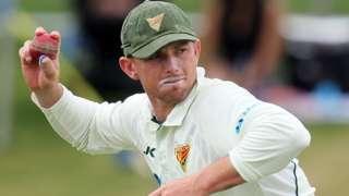 Ben McDermott, son of former Test fast bowler Craig McDermott, has made 12 T20 international appearances for Australia