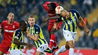 Antwerp-Fenerbahçe