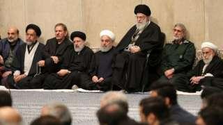 Anga'oota olaanoo Iraan