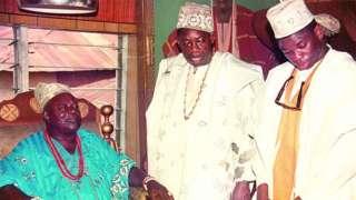 Ọba Asanikẹ ati MKO Abiola