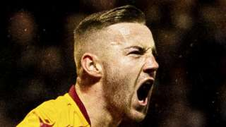 Allan Campbell has spent 13 years with Motherwell, having joined the club's Academy at the age of 10
