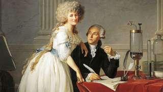 Madame et Monsieur Lavoisier