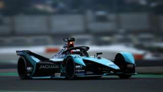 Mitch Evans of Jaguar Racing