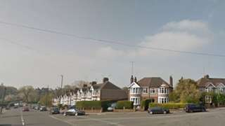 Junction of Grayswood Avenue and Dulverton Avenue