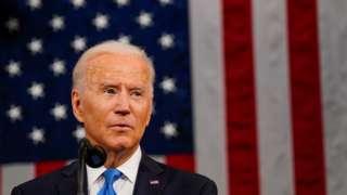 President Joe Biden addresses a Joint Session of Congress: President Joe Biden addresses a joint session of Congress in Washington, U.S., April 28, 2021. Melina Mara/Pool