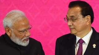 साल 2019 में हुई आरसीईपी की बैठक में प्रधानमंत्री मोदी