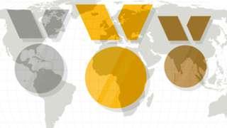 Veja quadro de medalhas da Olimpíada de Tóquio 2020