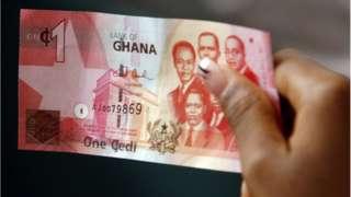 One Ghana Cedi