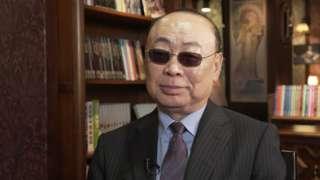 逃亡到韓國的朝鮮間諜機構前大校金國松