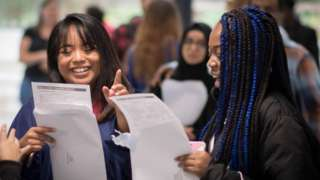 Students get their results