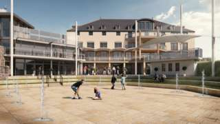 Proposed Porthcawl maritime centre