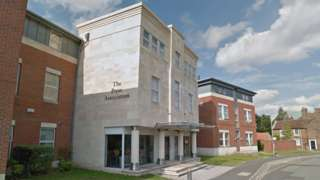 PA building