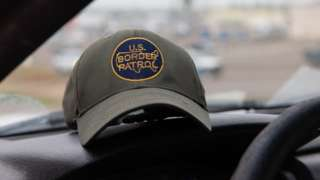 US Border Patrol cap
