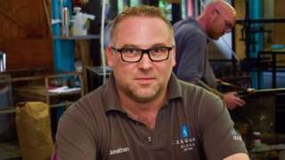 Jonathan Miller, managing director of Langham Glass