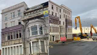 Former Ambassador Hotel, Blackpool