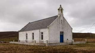 North Roe kirk