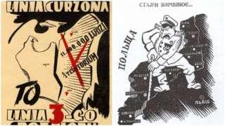 Польська та українська карикатура