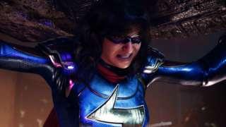 Superhero marvel, muslim, game, avengers, Kamala Khan