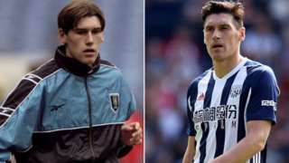 Gareth Barry twice