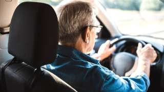 Motorista mais velho