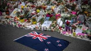 New Zealand tributes