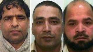 Abdul Aziz, Adil Khan and Qari Abdul Rauf