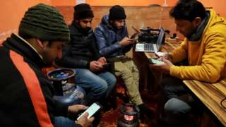 18 மாதங்களுக்கு பிறகு ஜம்மு காஷ்மீரில் மீண்டும் 4G இணைய சேவை