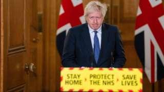 英国首相约翰逊