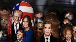 Trumps as Russian dolls