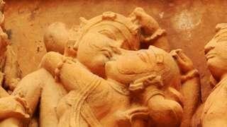 ఖజురహో శిల్పం