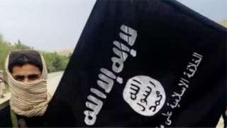داعش جنگجو