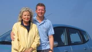Giles and Felicity Corbin-Wheeler