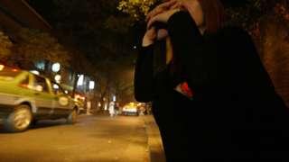 Prostitute in Shanghai