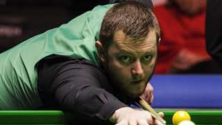 Mark Allen was beaten in last weekend's UK Championship final by Ronnie O'Sullivan