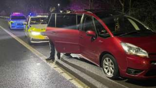 Three fined for driving more than 150 miles for night out