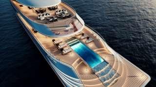 Aqua ship