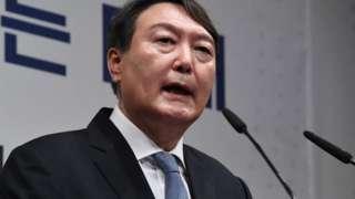 Cựu Trưởng công tố Hàn Quốc Yoon Seok-youl đang tranh cử tổng thống