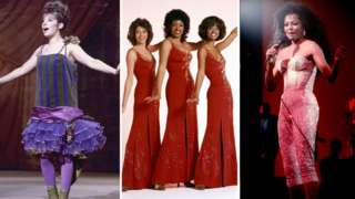 Barbra Streisand, Diana Ross and the Three Degrees feature on his 13-song list