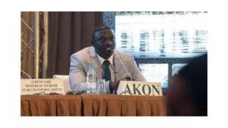 Akon, izina ryiwe bwite ni Aliaune Thiam